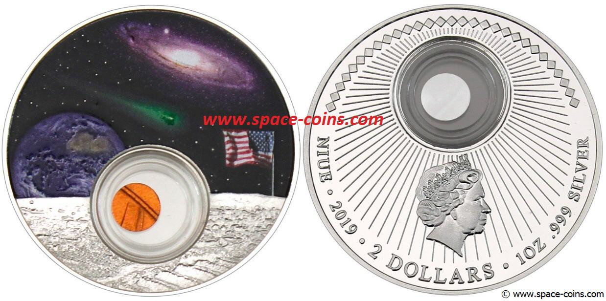 space coins, coins and medals