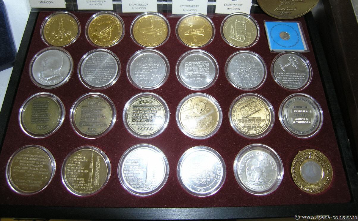 space shuttle challenger coins - photo #33
